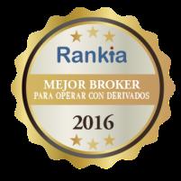2016 - Sello Premios_Rankia_2016-04 Mejor Broker Derivados